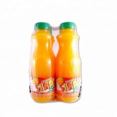 Simon Life Bebida Refrescante de Naranja - (4 Unidades) - 132cl