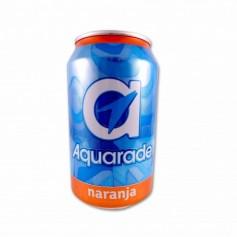 Aquarade Bebida Refrescante Aromatizada Sabor a Naranja - 330ml