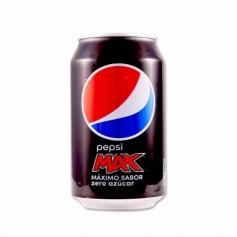 Pepsi Max Zero Azúcar - 330ml