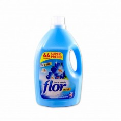 Flor Suavizante Azul 44 Lavados - 1,980L