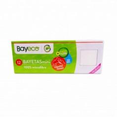 Bayeco Bayetas Mini Microfibra- (12 Unidades)