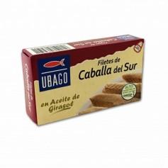 Ubago Caballa en Aceite de Girasol - 85g