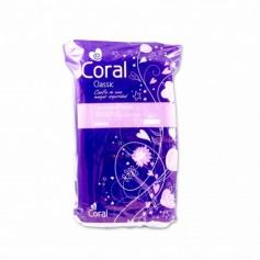 Coral Compresas Classic Noche - (10 Unidades)