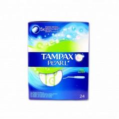 Tampax Pearl Tampones Super - (24 Unidades) - 9-12g