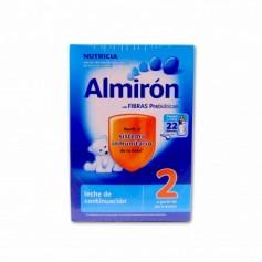 Almirón Leche de Continuación 2 con Fibras Prebióticas - (2 Bolsas) - 800g