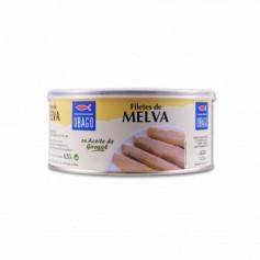 Ubago Filetes de Melva en Aceite de Girasol - 950g