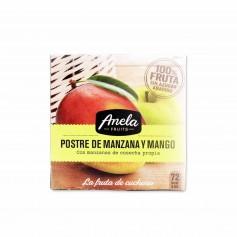 Anela Postre de Manzana y Mango - (2 Unidades) - 200g