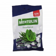 Mentolin Caramelos de Eucalipto - 123g
