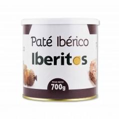 Iberitos Paté Ibérico - 700g