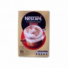 Nescafé Café Soluble Cappuccino Descafeinado - (10 Sobres) - 125g