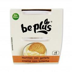 Be Plús Natillas con Galletas - (2 Unidades) 200g