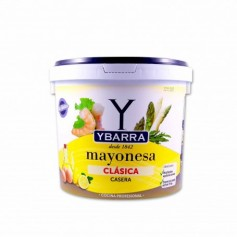 Ybarra Mayonesa Clásica Casera - 5L