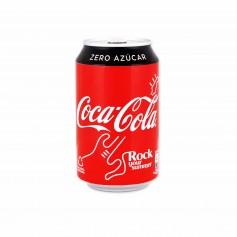 Coca-Cola Bebida Refrescante Zero Azúcar - 330ml