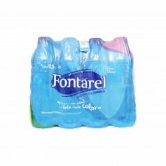 Fontarel Agua MineralNatural - (12 Unidades) - 6L