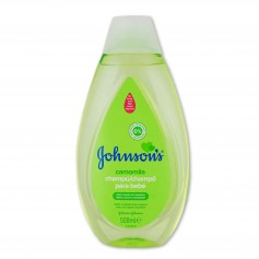 Johnson´s Champú Baby Camomila - 500ml