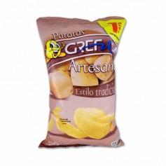Grefusa Patatas Fritas Artesanas - 140g