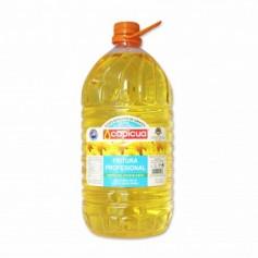Capicua Aceite Refinado de Girasol con 65% de Acido Oleico - 5L