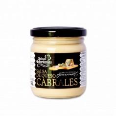 Salsas Asturianas Salsa de Queso Cabrales Gourmet - 190g