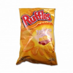 Ruffles Patatas Fritas Sabor a York`eso - 170g