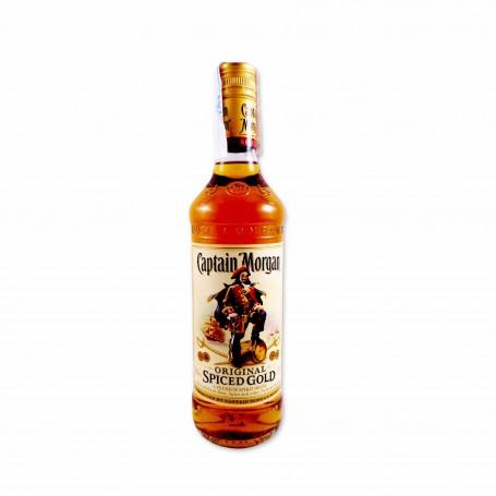 Captain Morgan Ron Original Spiced Gold - 700ml