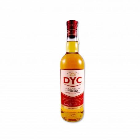 Dyc Whisky Doble Destilación - 70cl